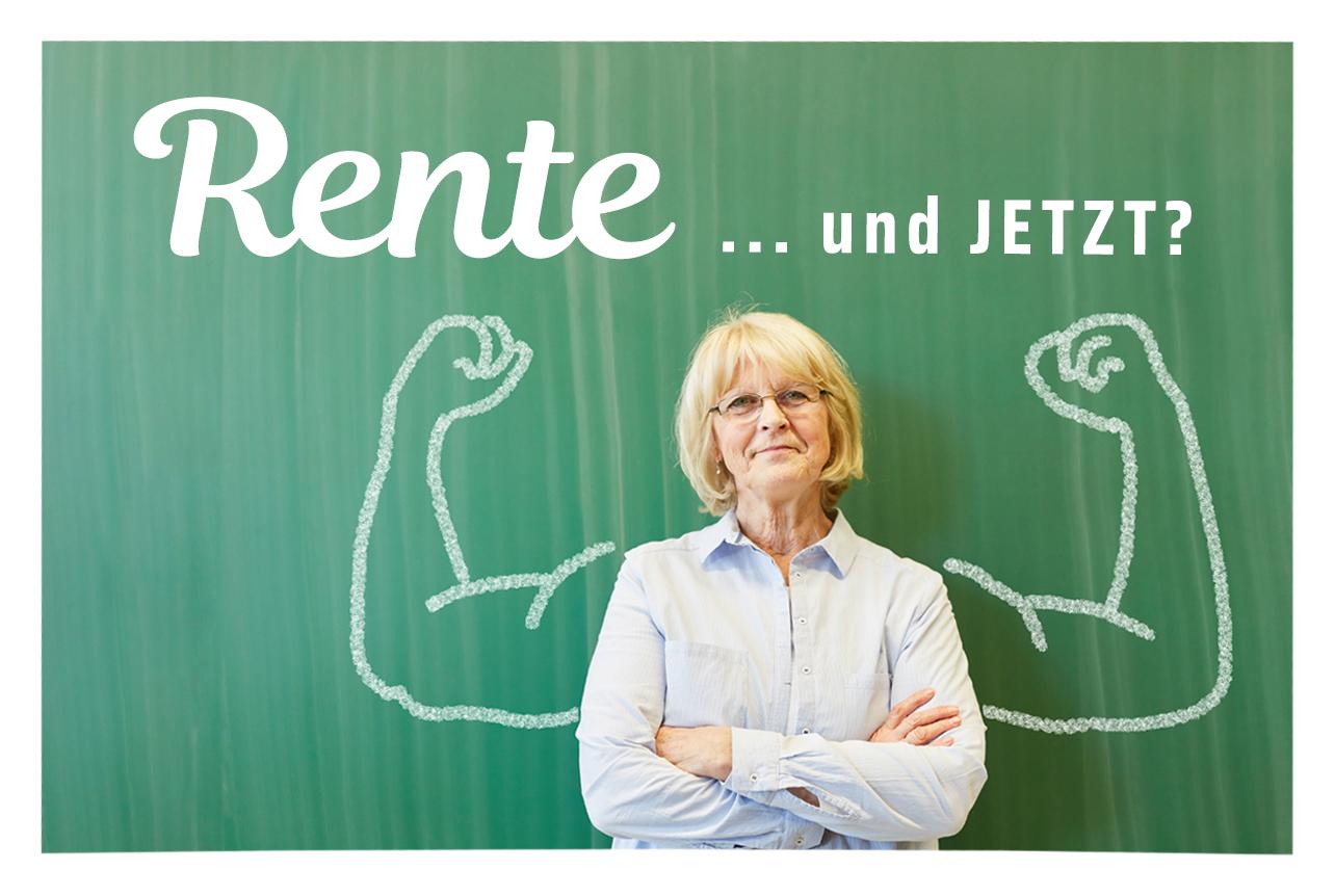 """(Inhouse-)Workshop """"Rente - und jetzt?"""""""