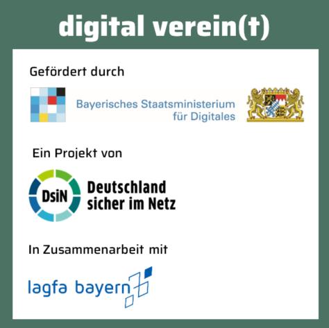 Auftaktveranstaltung digital verein(t) - Standorteröffnung + Workshop
